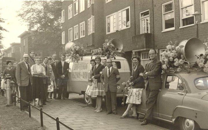 Dierendag jaren 50